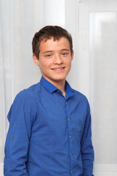 Алексей Ш., 15 лет