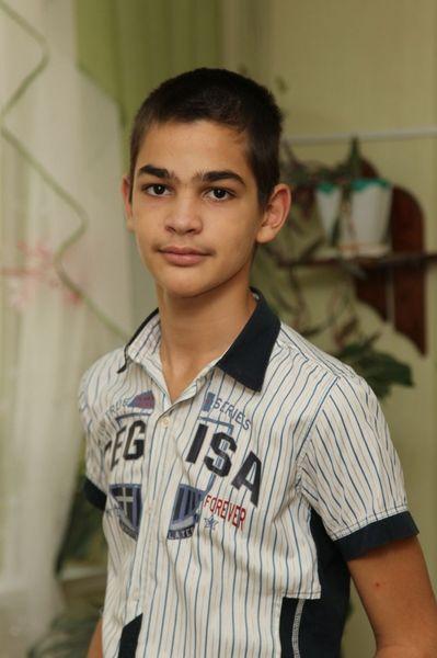 Михаил В., 13 лет
