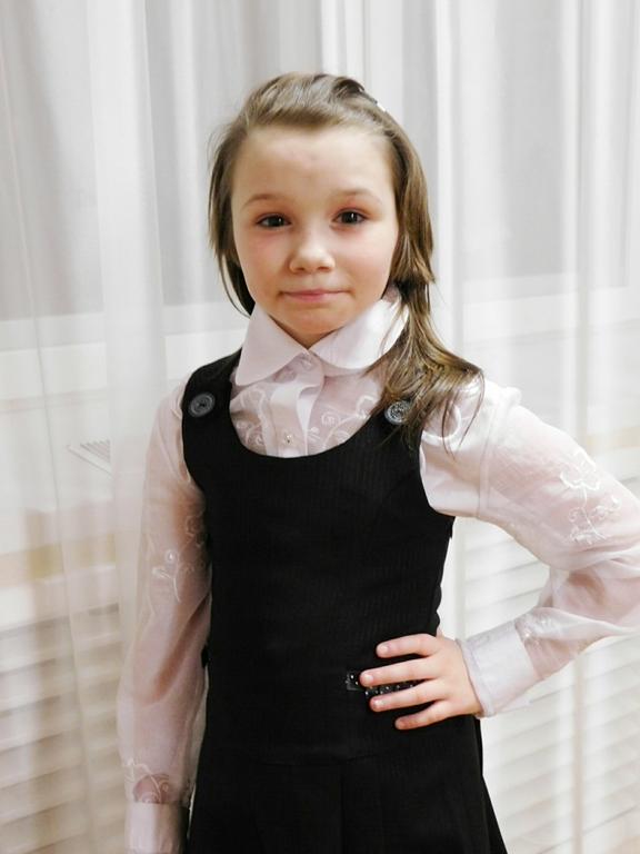 Анастасия К., 8 лет