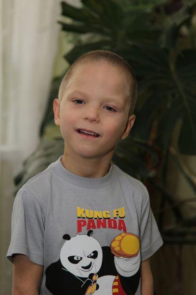 Андрей К., 6 лет