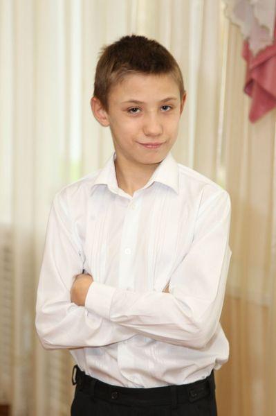 Андрей Ш., 12 лет