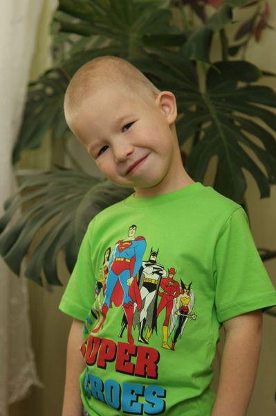Андрей Ш., 7 лет