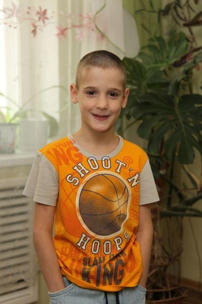 Валерий Л., 8 лет