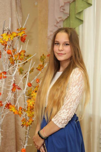 Дина М., 15 лет
