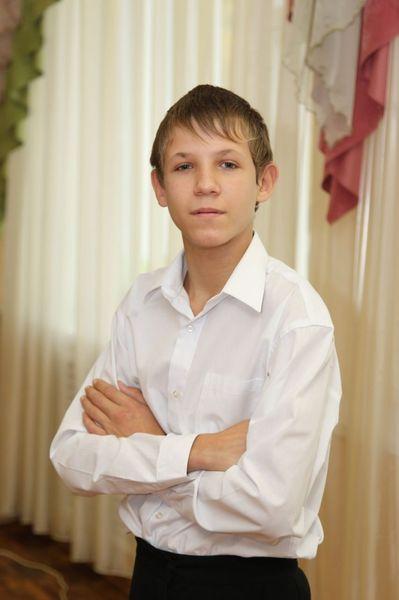 Иван Д., 14 лет