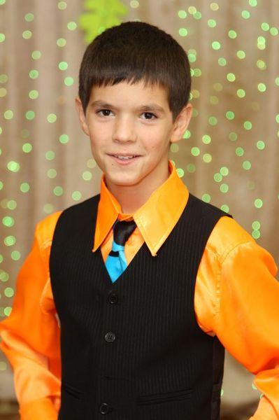 Олег Р., 12 лет